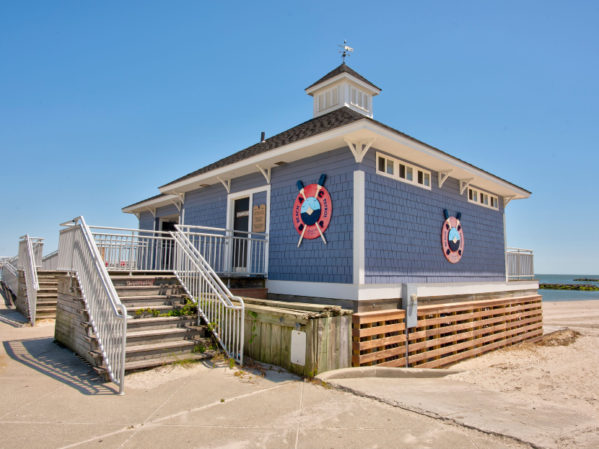 Bradley WashBar Featured in Atlantic City Boardwalk Restroom Renovation