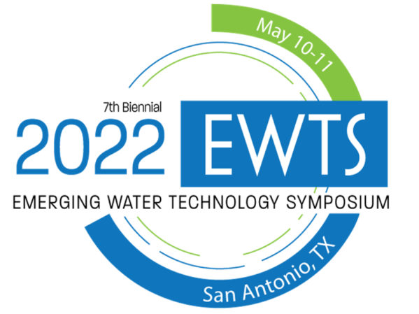 Deadline to Submit Abstracts for 2022 Emerging Water Technology Symposium Extended to Dec. 3