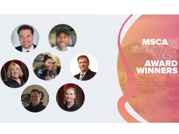 MCA Recognizes Seven Everyday Hero Award Recipients at MSCA21