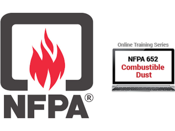NFPA Debuts Three-Part NFPA 652 Combustible Dust Online Training Series