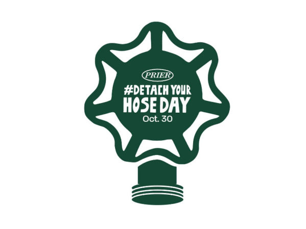 PRIER Encourages Businesses and Homeowners to Detach Hoses for Winter