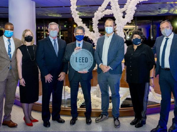 Penn Medicine Pavilion Marks Obtains Prestigious LEED Gold Building Certification for Sustainability