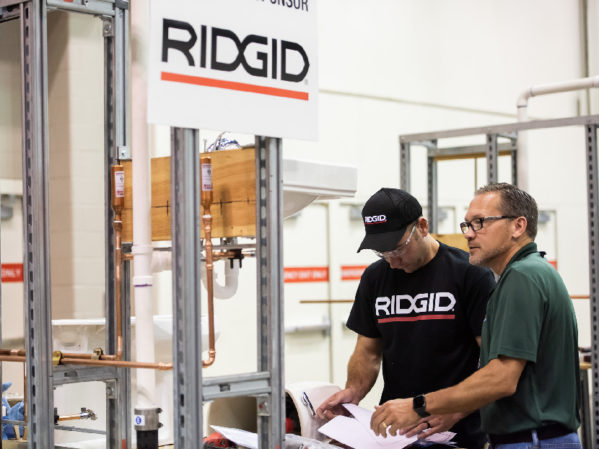 RIDGID Awards Four PHCC CONNECT Scholarships to Future Trade Professionals