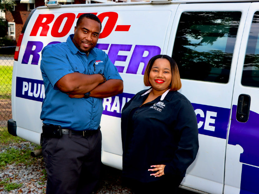 Roto-Rooter Announces Promotion of Two Team Members