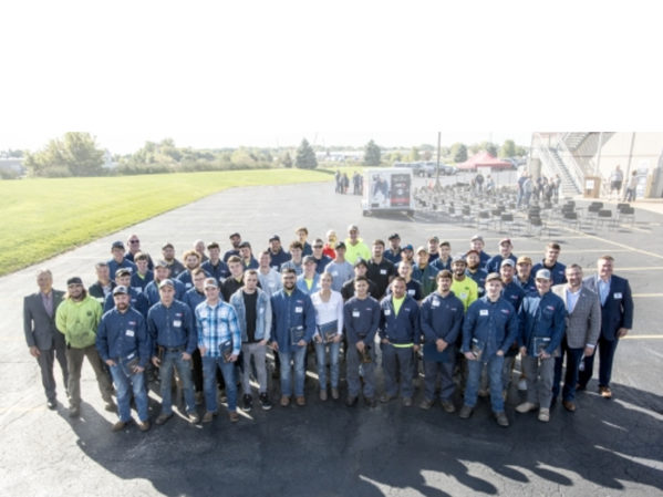 UA 400 Pipe Trades and MCA Host Apprentice Signing Day