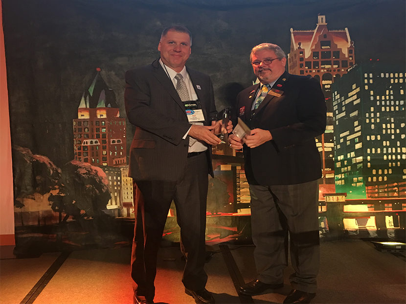 PHCC Recognizes Dan Foley as 2017 HVAC Contractor of the Year