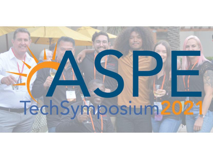 2021 ASPE Tech Symposium Breaks Attendance Record