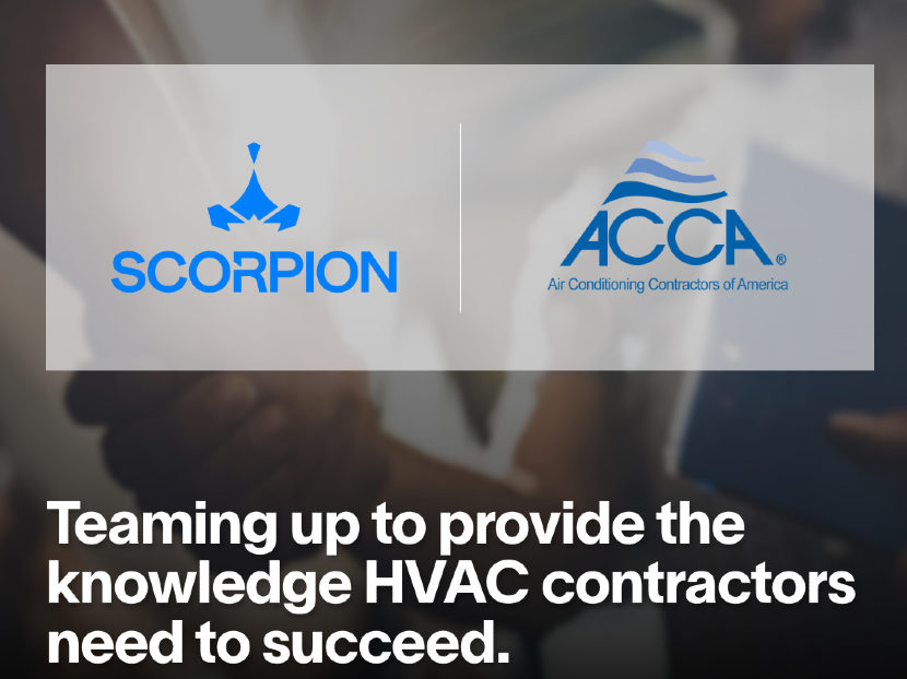ACCA Forms Partnership with Scorpion