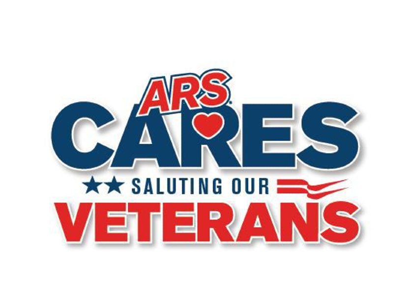 ARS Network of Brands to Honor Veterans with Home Services Makeovers