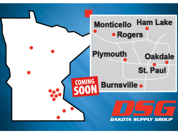 DSG Returns to Burnsville, Minnesota with New Facility