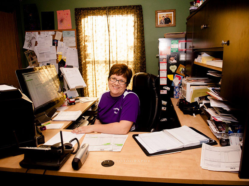 Paying It Forward: Meet Gina Grundmeier