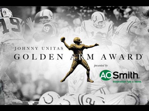Johnny Unitas Golden Arm Selection Committee Narrows Watch List to Top 25