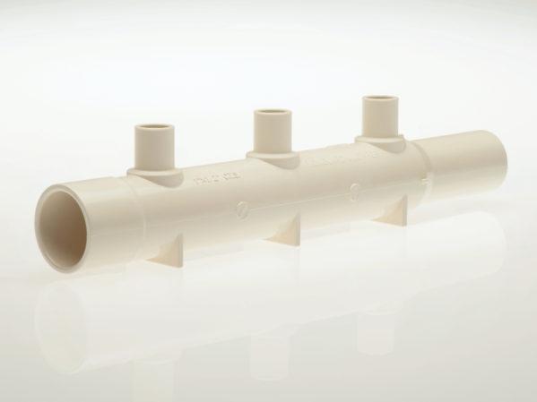 Lubrizol FlowGuard MultiPort Fitting