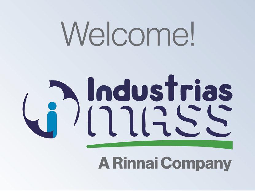 Rinnai America Corp. Acquires Industrias MASS