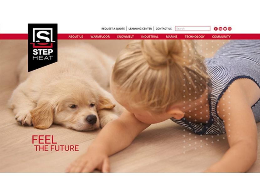 STEP HEAT Unveils New Website