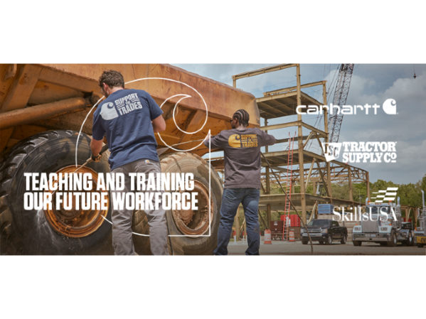 SkillsUSA Teams Up with Tractor Supply and Carhartt to Help Close the Skills Gap