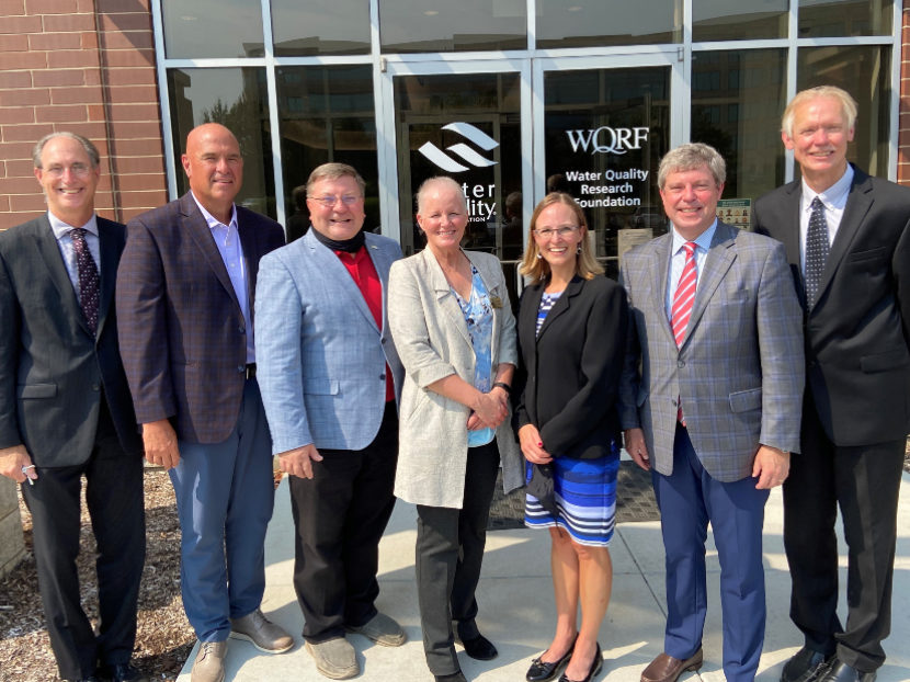 WQA Opens New Headquarters, Laboratory in Lisle