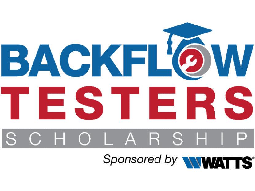 Watts to Award Backflow Tester Certification Scholarships