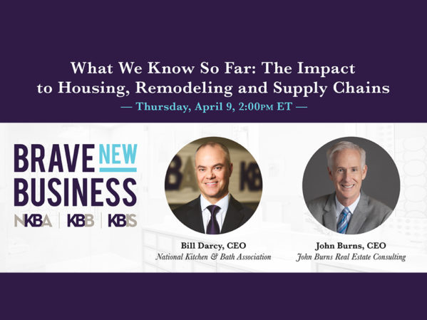 NKBA to Host Webinar on Housing Market Conditions