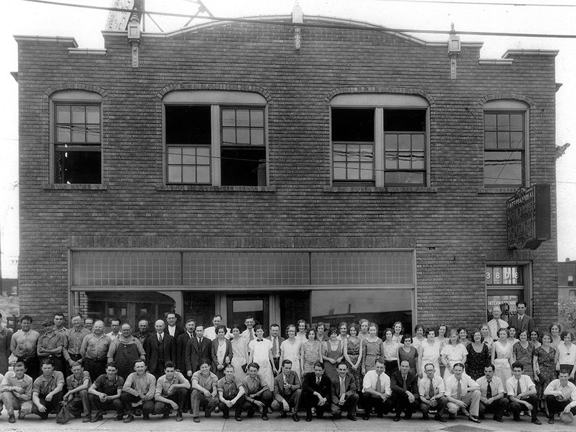 Nortek Global HVAC Celebrates 100th Anniversary 2