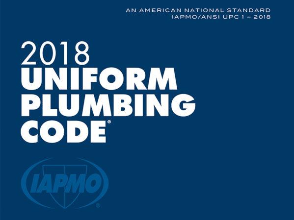 Uniform Plumbing Codes