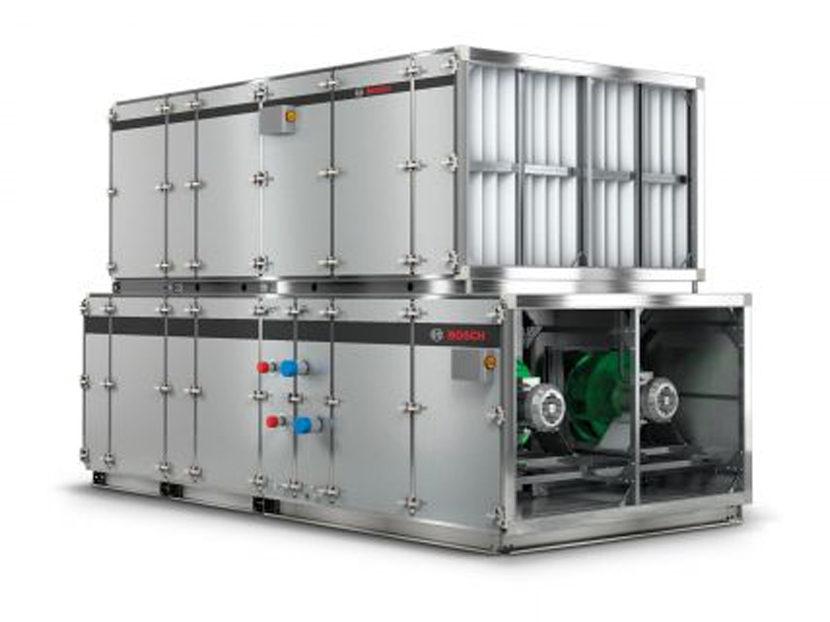 2017 August Bosch Climate 6000 Commercial Air Handler