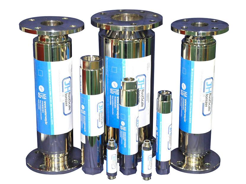 JH RustScale Ionizer