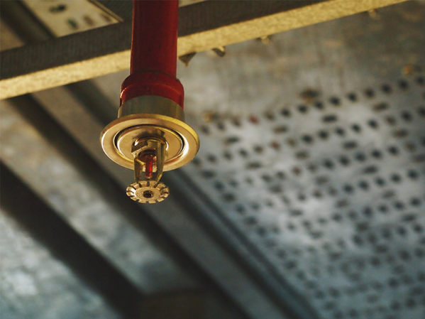 Sprinkler Protection