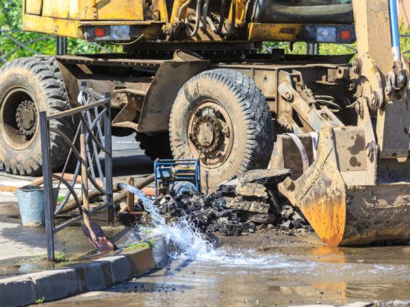 Water Main Failures