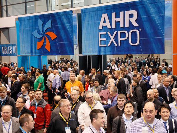 2018 AHR Expo