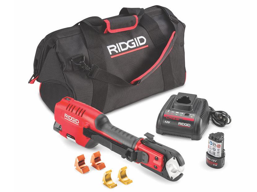 August 2017 Product RIDGID Crimping Tool