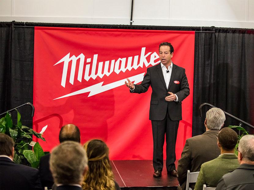 2017 Dec PHC Milwaukee Tool expands