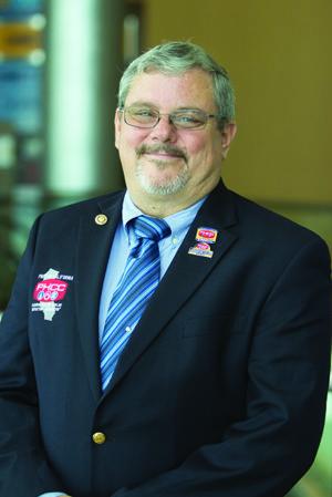 PHCC Patrick Wallner.