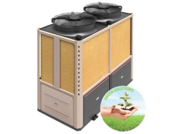 Mestek Inverter Air-to-Water Heat Pump