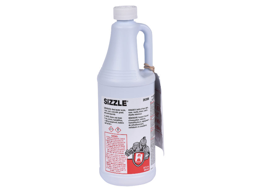 Oatey Hercules Sizzle Drain and Waste System Cleaner 2