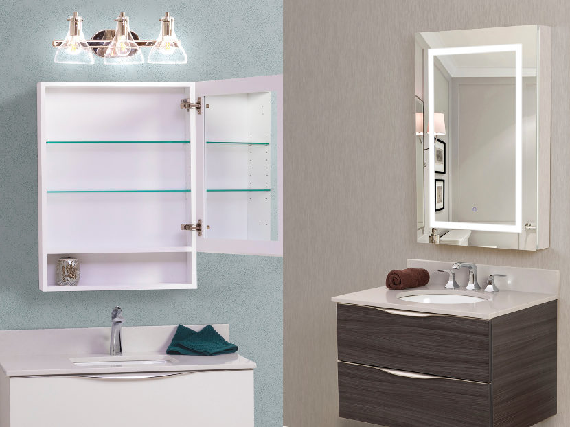 STRASSER Medicine Cabinet Collections
