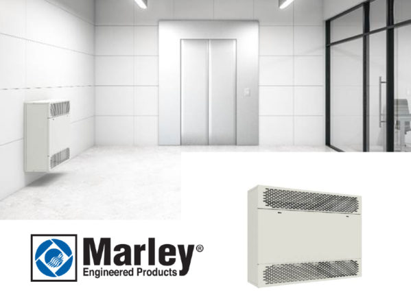 Marley CU900 Series Custom Cabinet Unit Heater