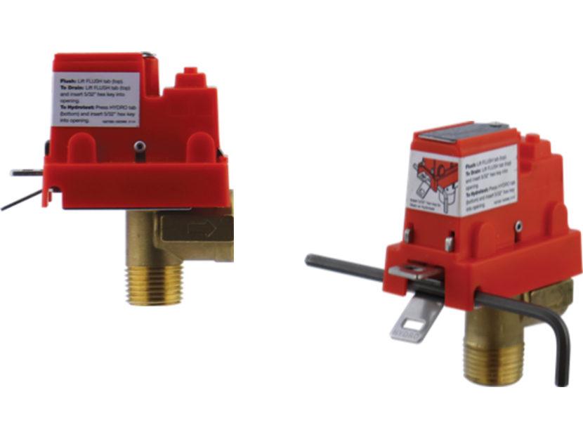 AGF Lockable Pressure Relief Valve