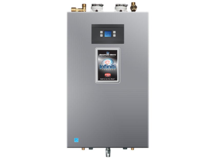 Bradford White Infiniti L Tankless Water Heater