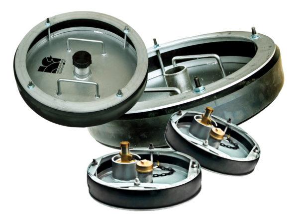 HFT Pipestoppers Steel Plugs