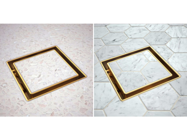 Newport Brass Tile-In Drains