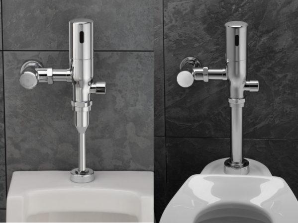 Speakman Commercial-Grade Sensorflo Flush Valves