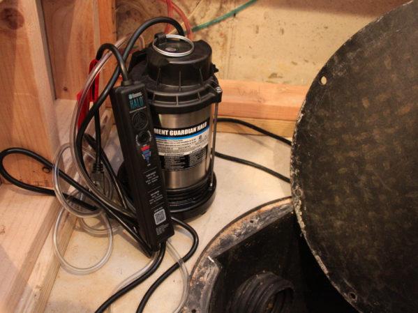 Wayne IoT Sump Pump