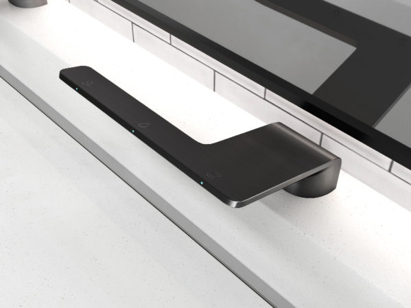 Bradley Corp. Touchless Washbar Finishes Black 2