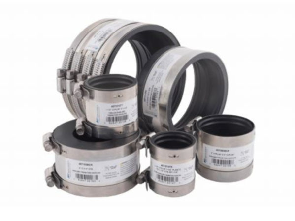 Matco-Norca Stainless Steel Shielded Transition Couplings