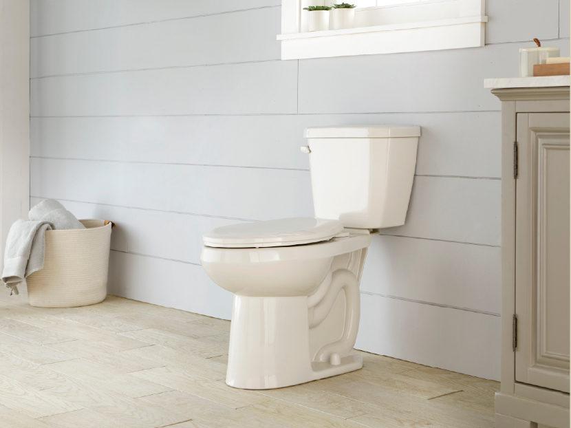 Gerber Plumbing Fixtures Viper 0.8 GPF Toilet 2