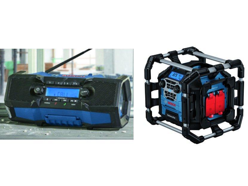 Bosch Power Tools Jobsite Radio