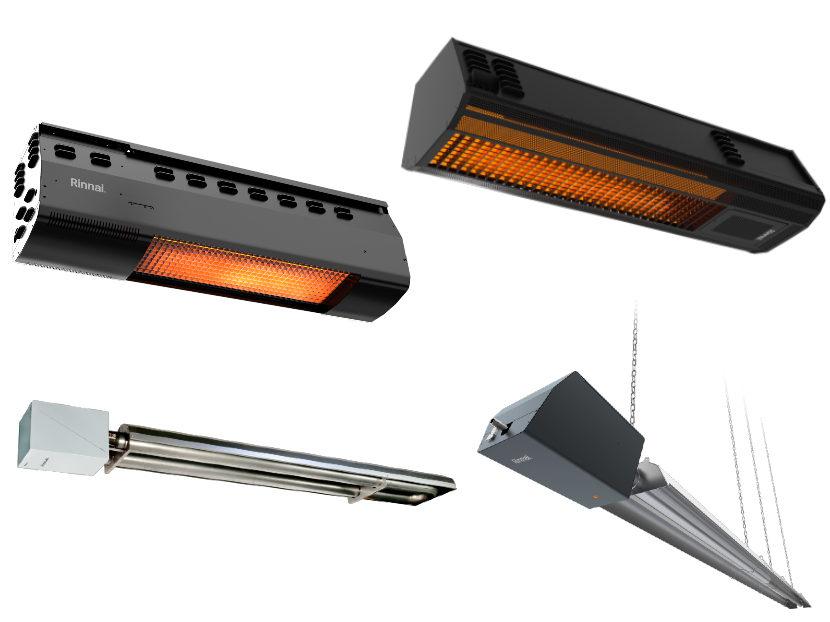Rinnai America Infrared Heaters
