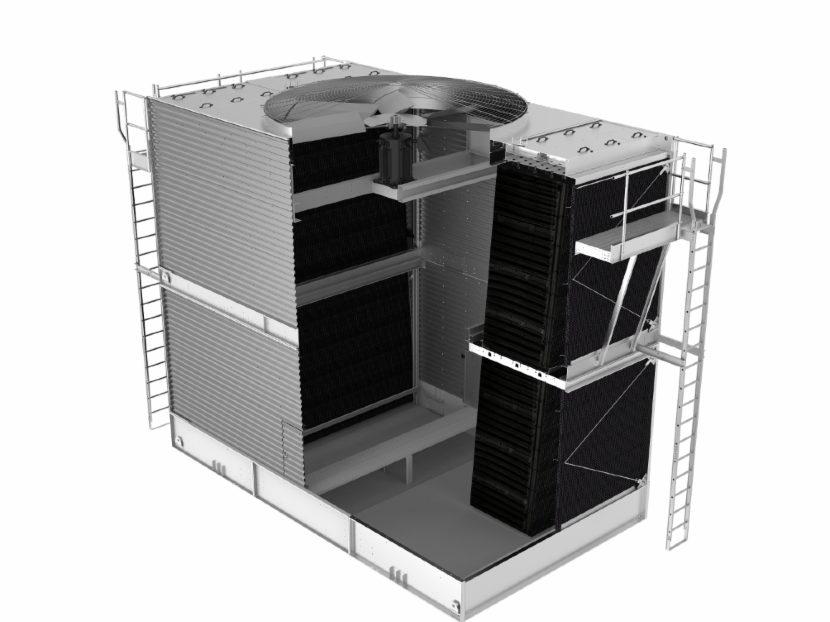 BAC ENDURADRIVE Fan System