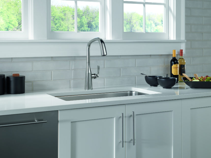 Delta Faucet Stryke Kitchen Collection
